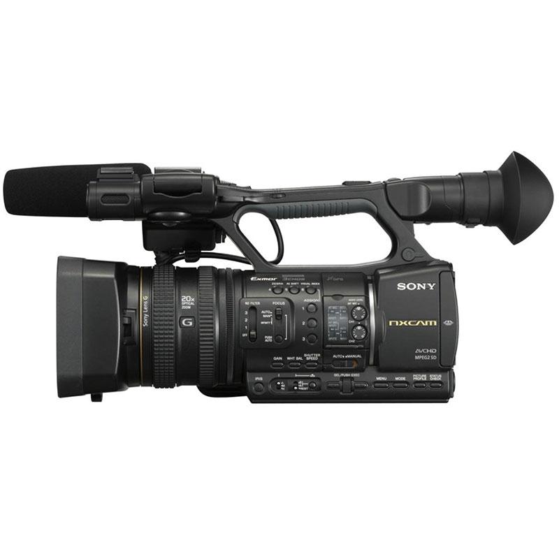 Filmadora Profissional Sony HVR-Z5N