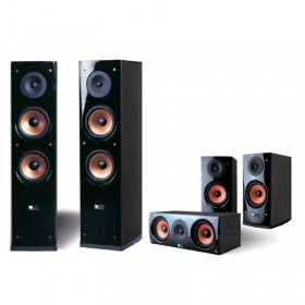 Kit Home Theater Pure Acoustics -Supernova 5