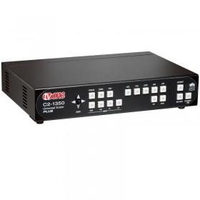 Scaler de vídeo VGA com Áudio Estéreo TvOne C2-1350