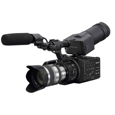Filmadora Profissional Sony NEX-FS100