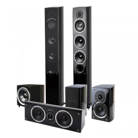 Kit Home Theater 5.1- Noble II