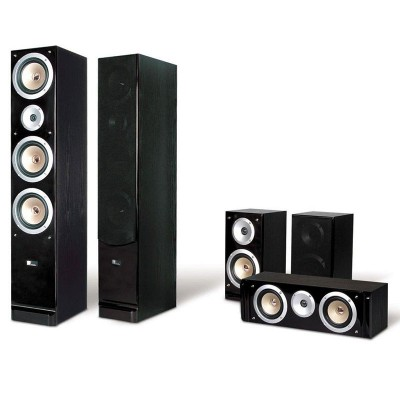 Kit Home Theater Pure Acoustics- QX900