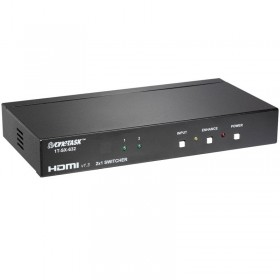 Switcher HDMI 2x1 TvOne 1T-SX-632